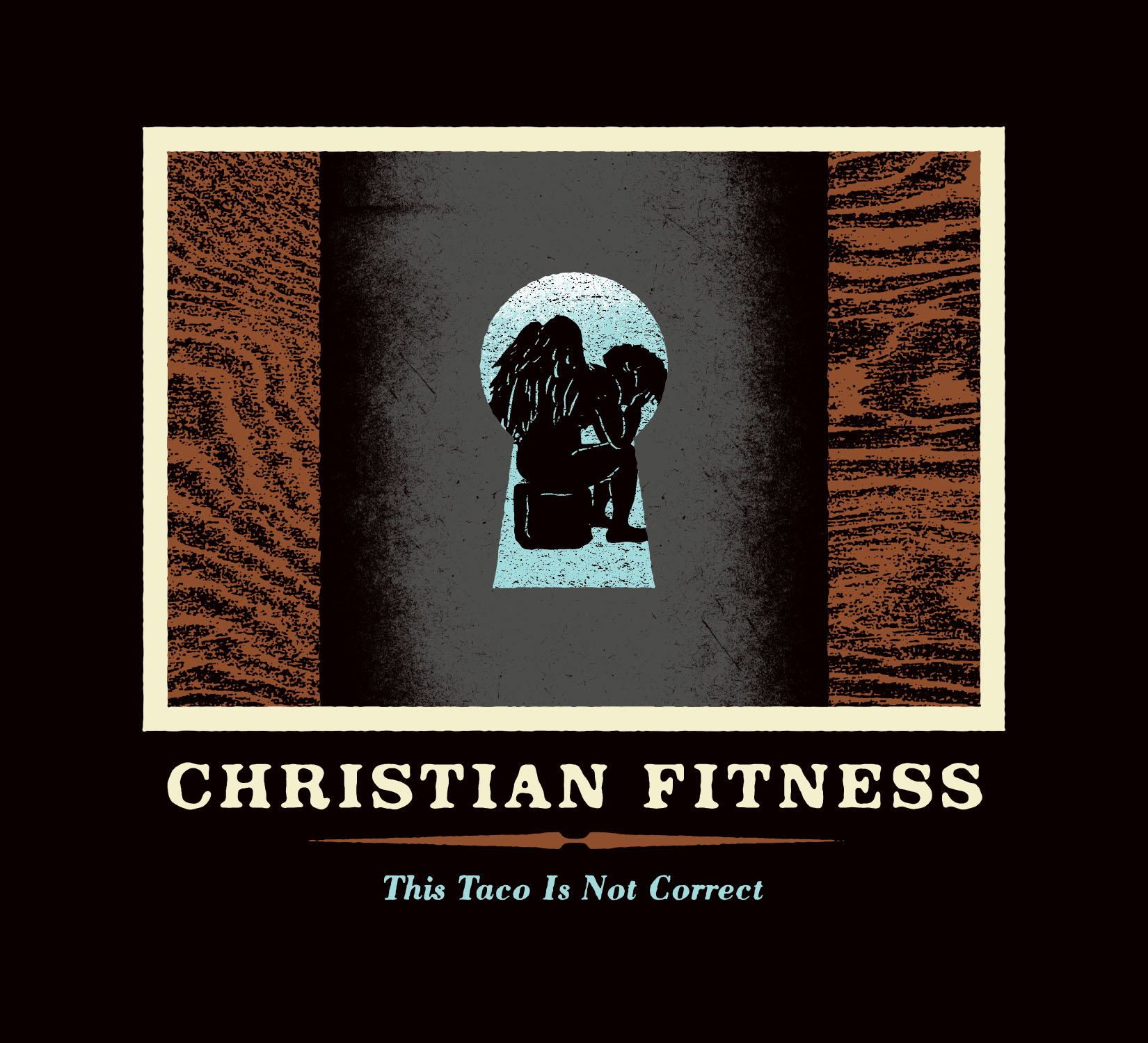 this taco is not correct cover art christian fitness